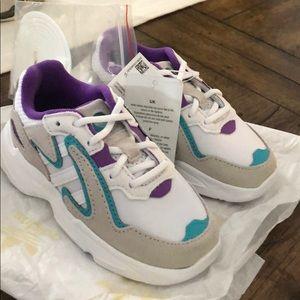 NWT Adidas toddler girls sneakers